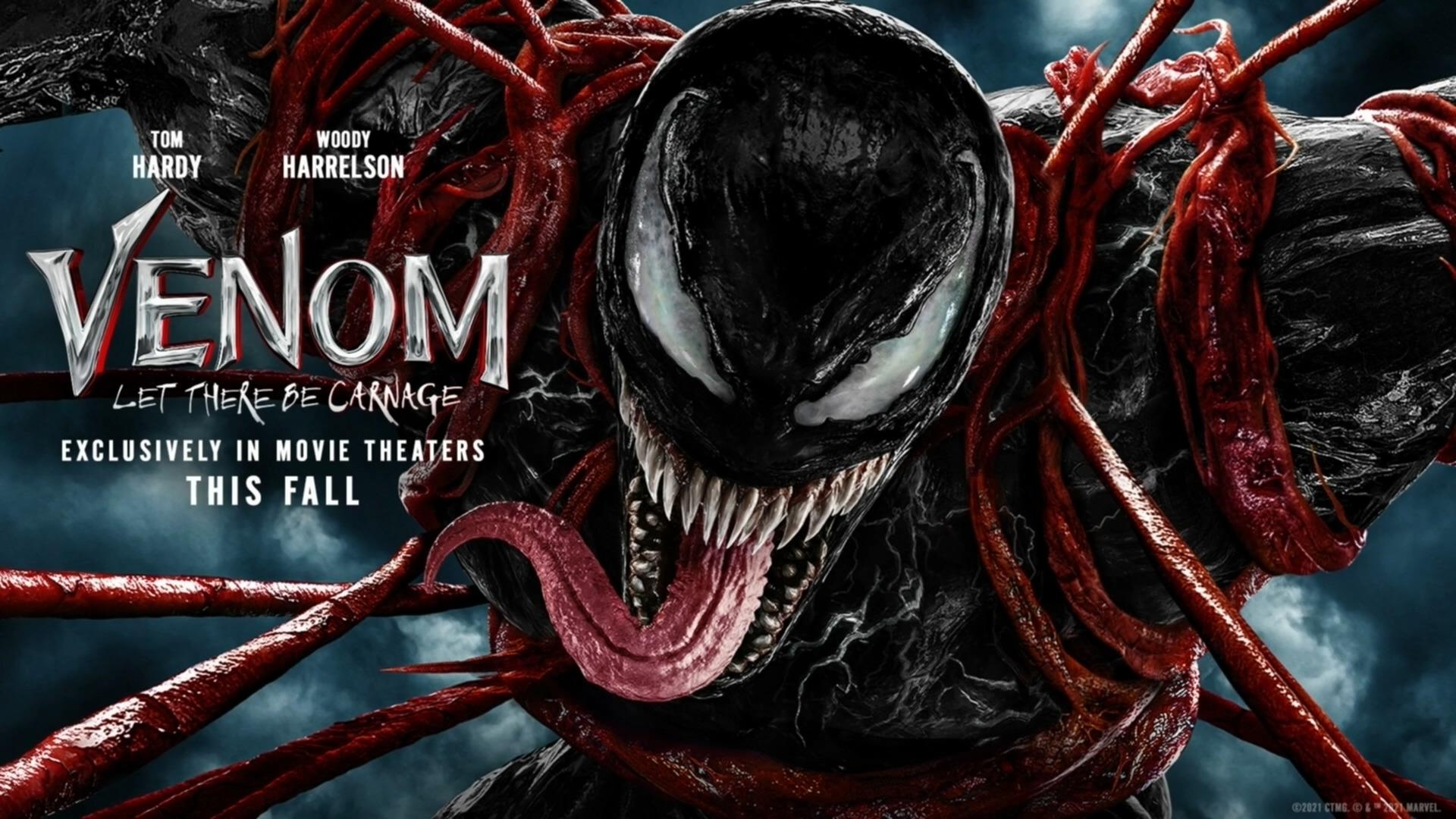 Trailer, Sony, Kino, Kinofilm, Marvel, Sony Pictures, Venom, Venom 2, Let there be Carnage, Carnage