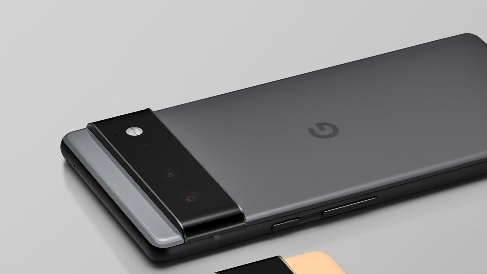 Smartphone, Pixel, Google Pixel 6