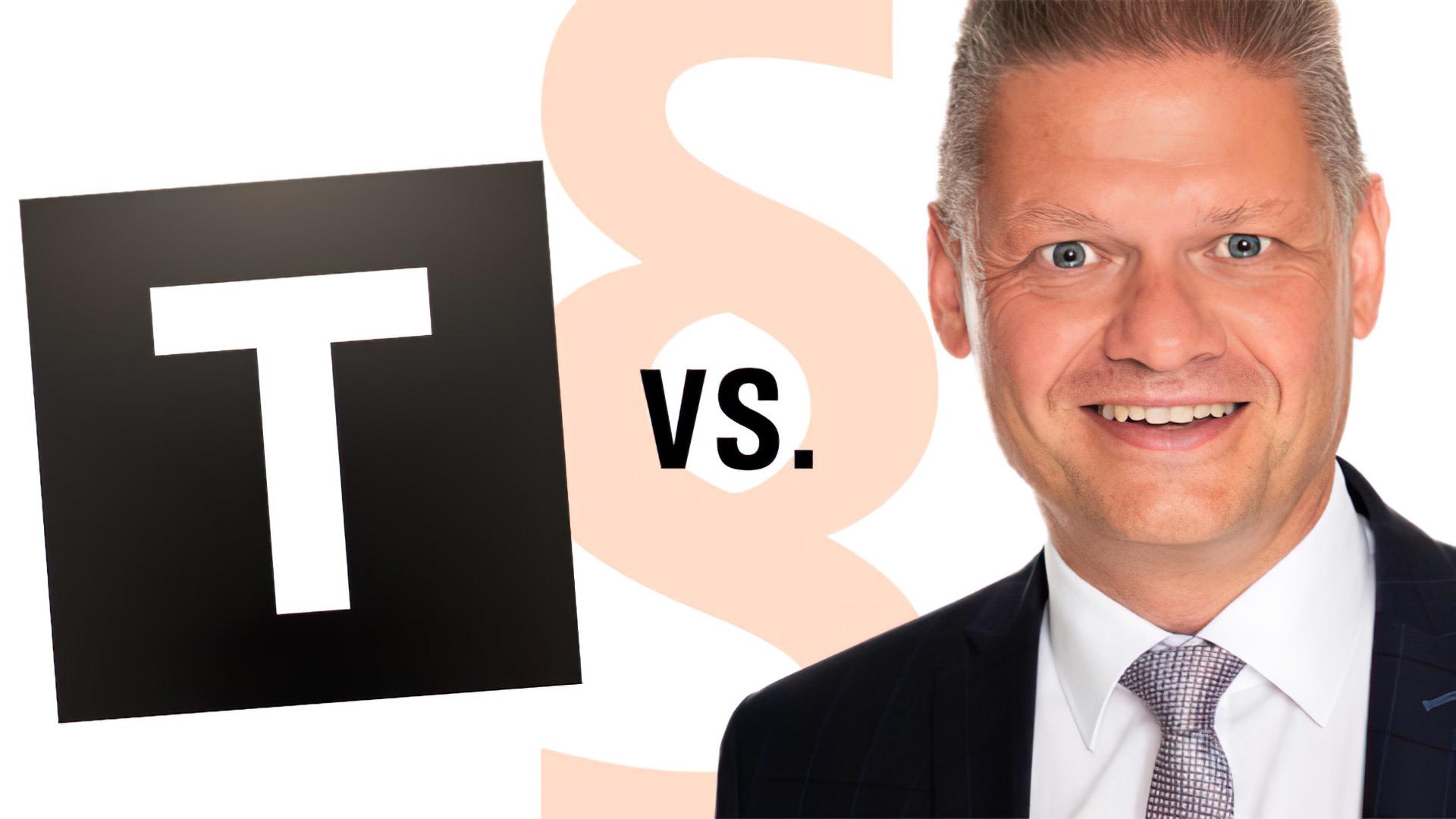 Politiker, Satire, Tagespresse, Andreas Hanger