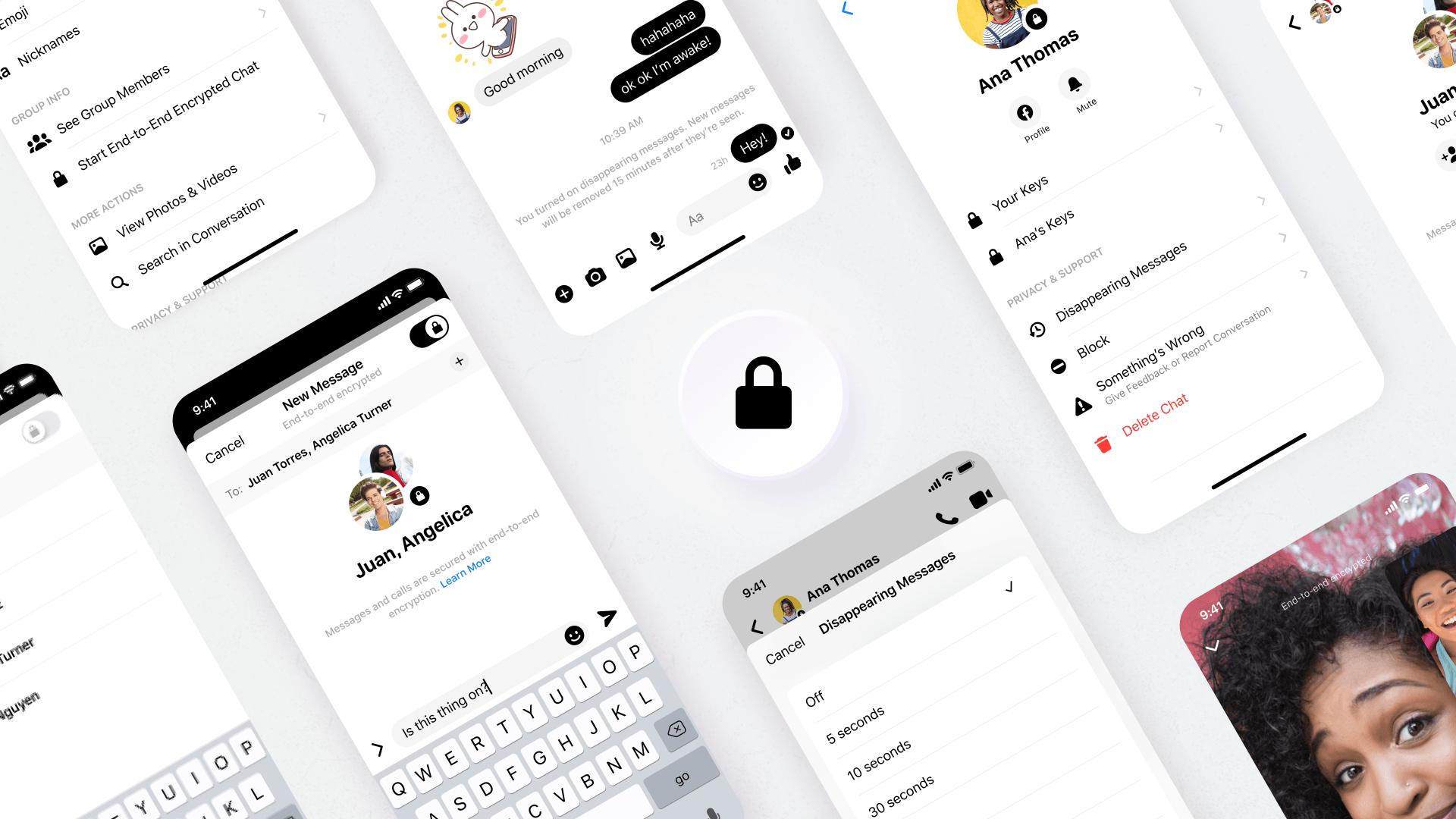 App, Facebook, Messenger, Desktop, Verschlüsselung, Facebook Messenger, Kurznachrichten