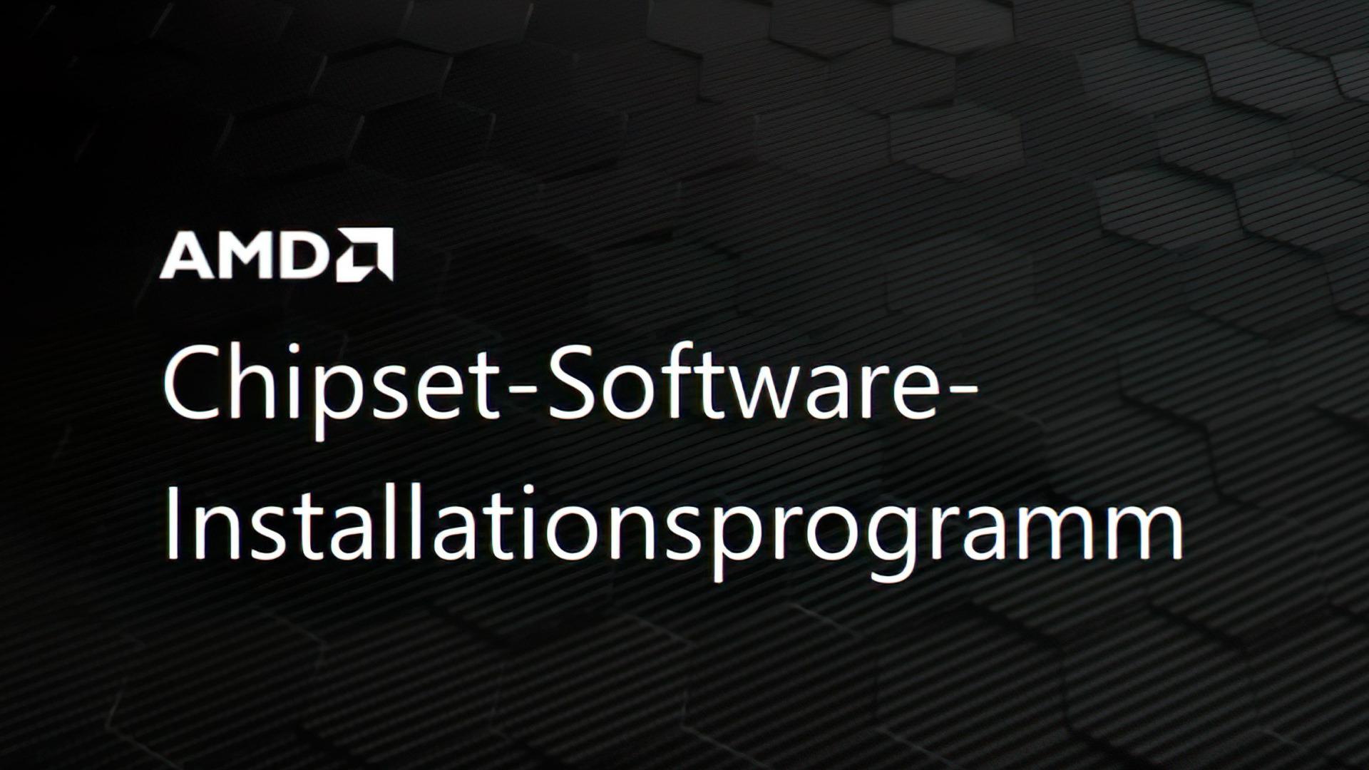 Amd, AMD Chipset Drivers, AMD Ryzen Chipsatztreiber