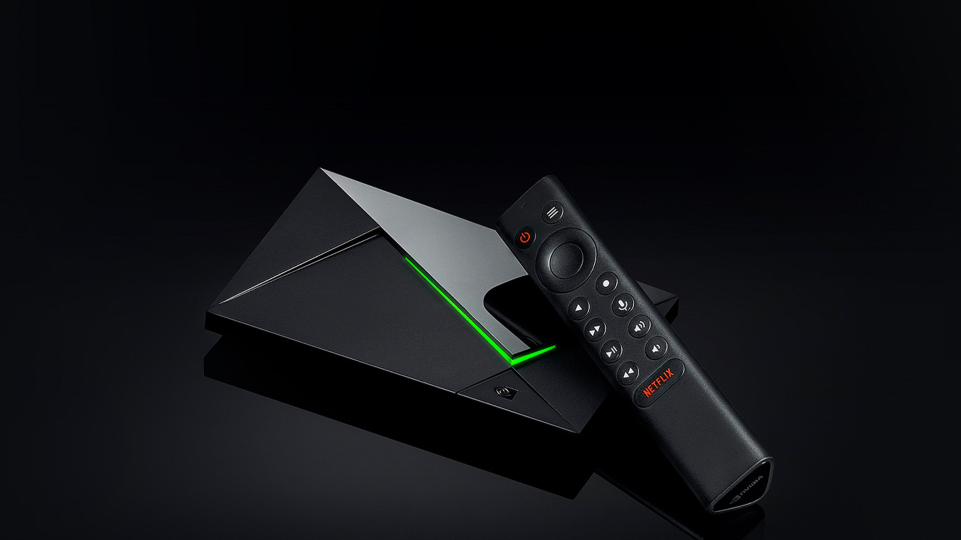 Android, Streaming, Fernbedienung, Nvidia Shield TV