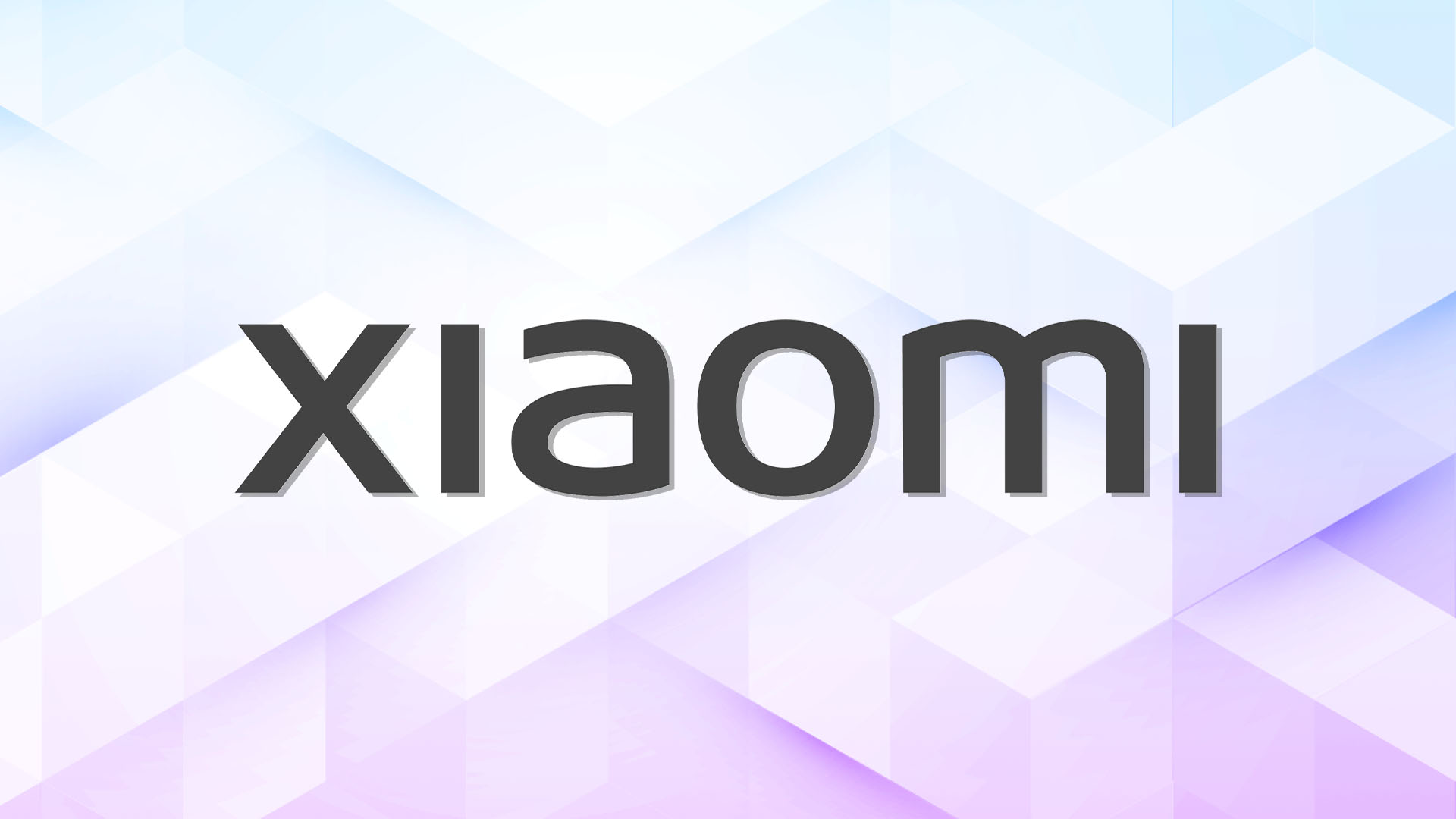 Logo, Xiaomi