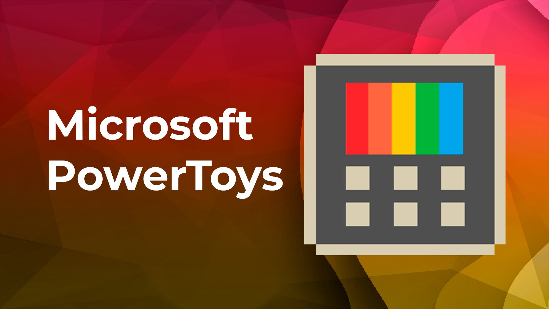 """Microsoft startet ein neues """"Find My Mouse""""-Tool für PowerToys"""