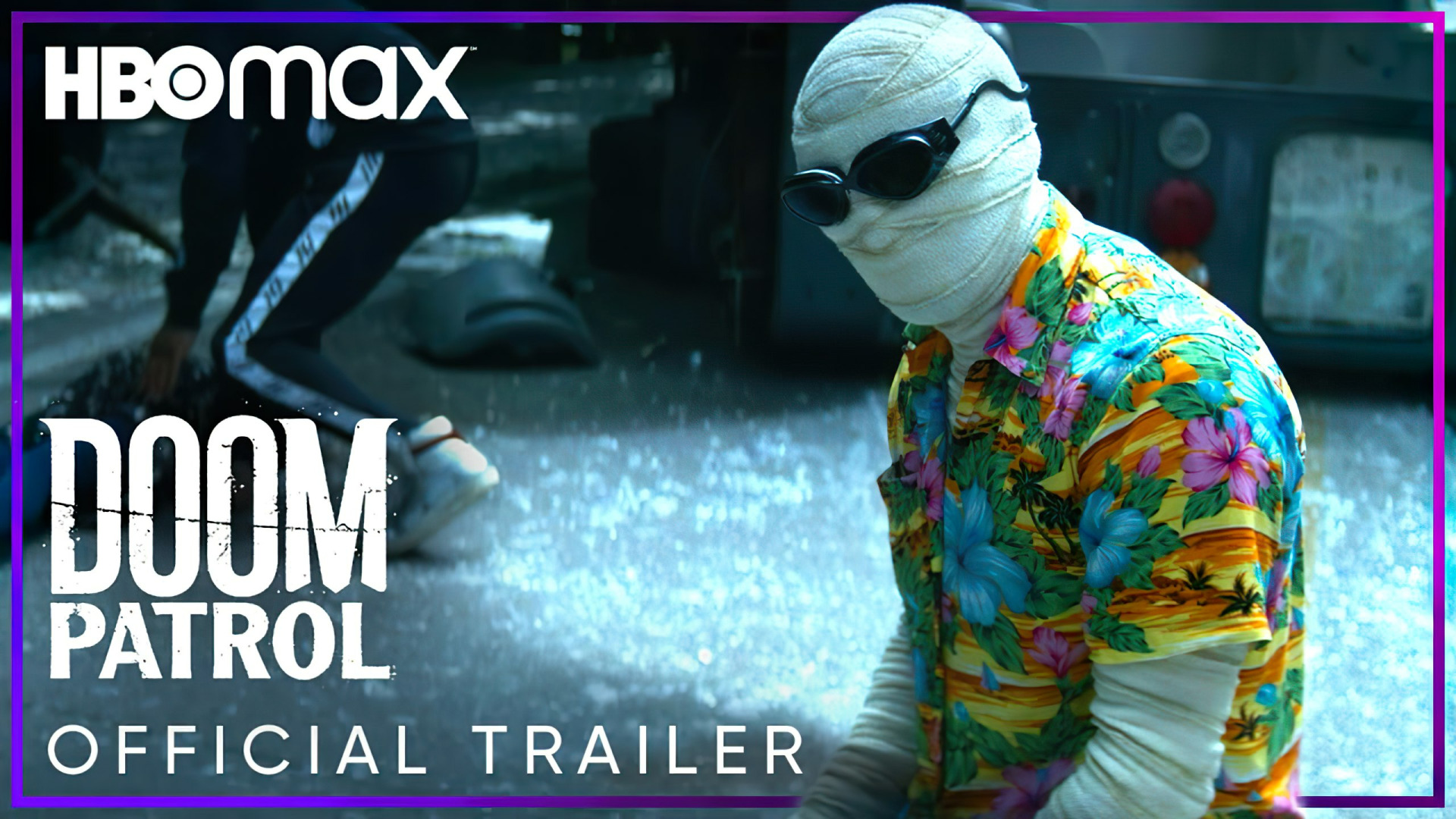 Trailer, Serie, DC, DC Comics, HBO Max, DC Universe, Doom Patrol