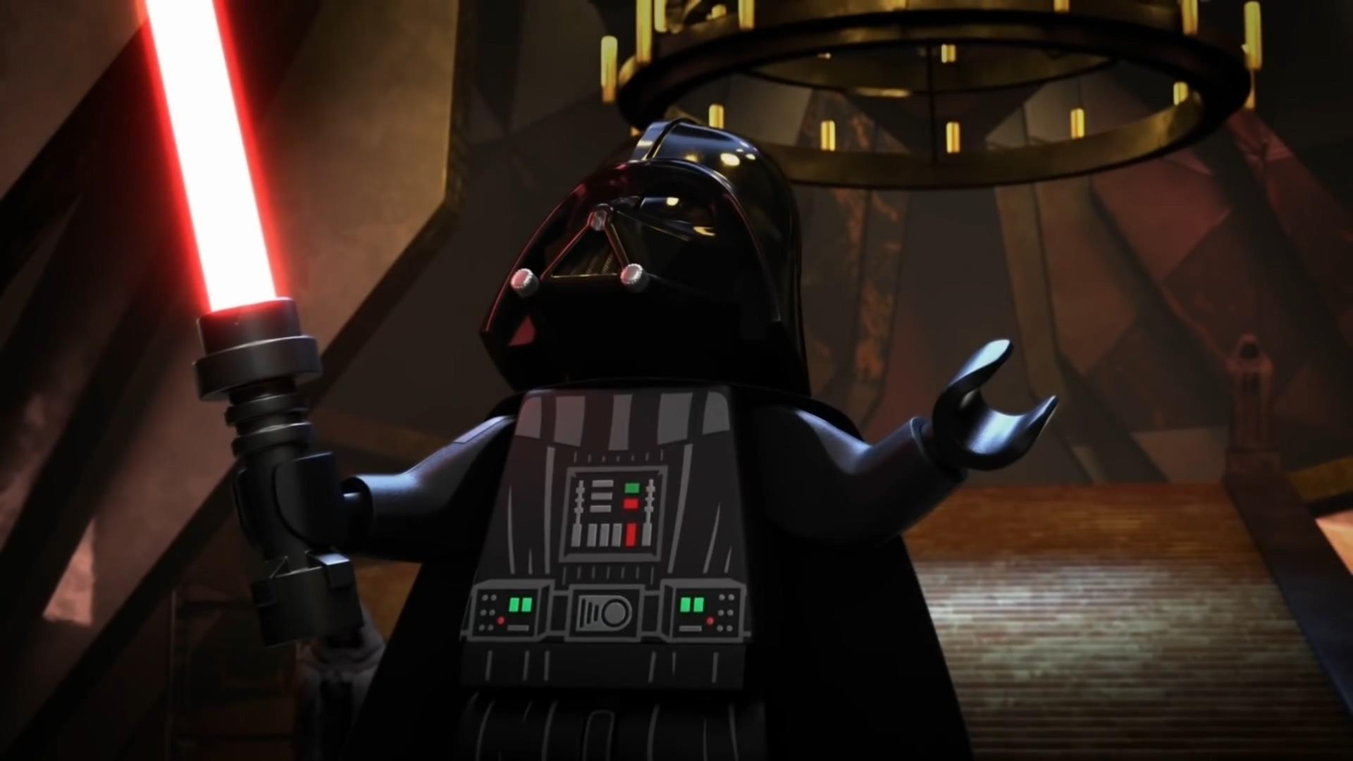 Trailer, Streaming, Star Wars, Disney+, Disney, Lego, Lucasfilm, lego star wars, Halloween, Lego Star Wars Gruselgeschichten, Star Wars Gruselgeschichten, Gruselgeschichten