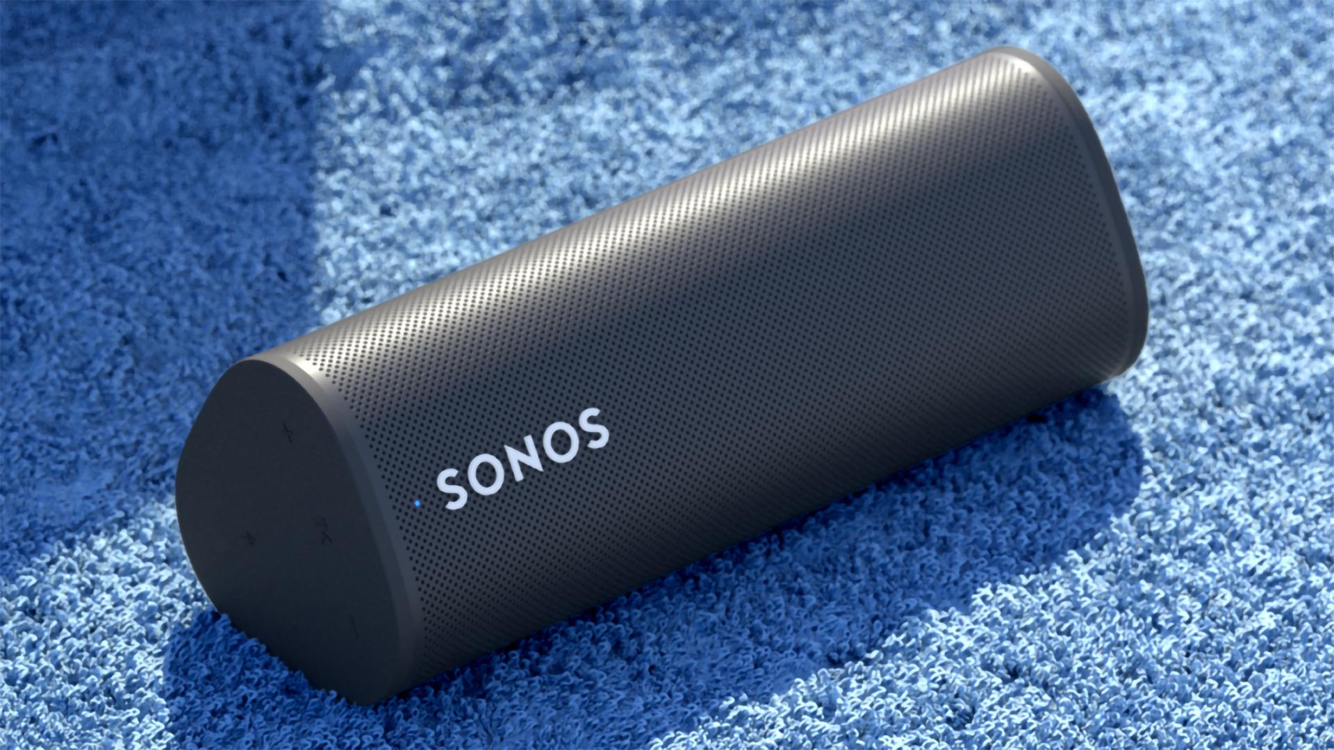 Streaming, Wlan, Audio, Bluetooth, Lautsprecher, speaker, Sonos, Sonos Roam