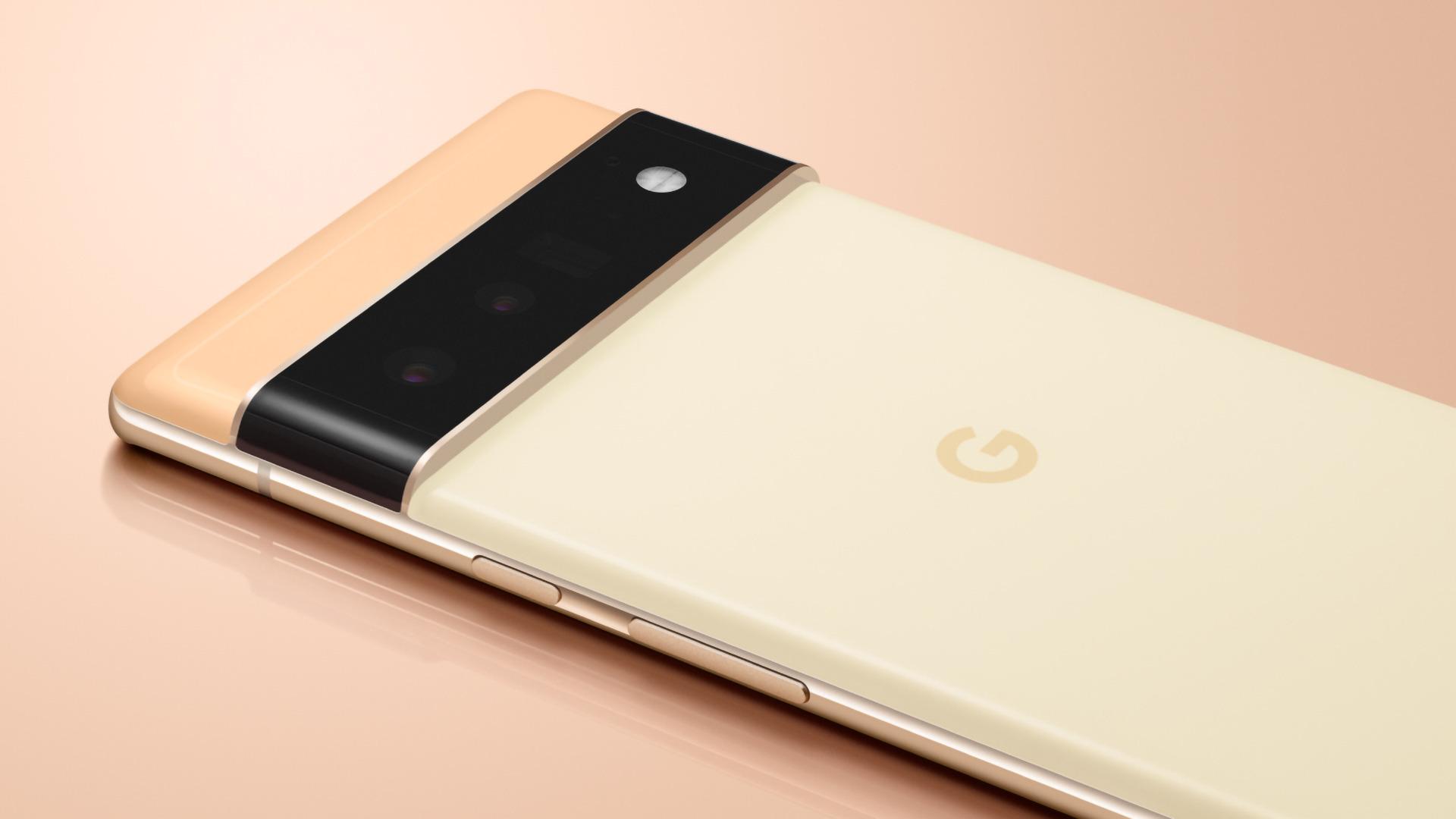 Google, Smartphones, Handy, Rückseite, Google Pixel 6, Pixel 6 Pro