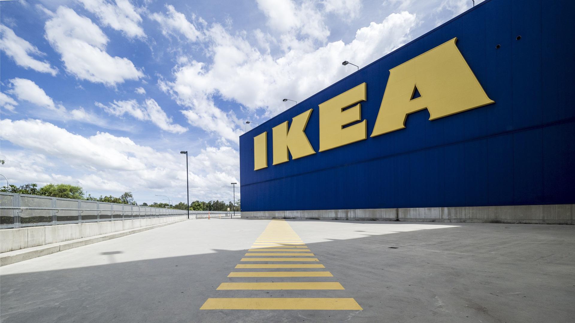 Logo, Ikea, möbel