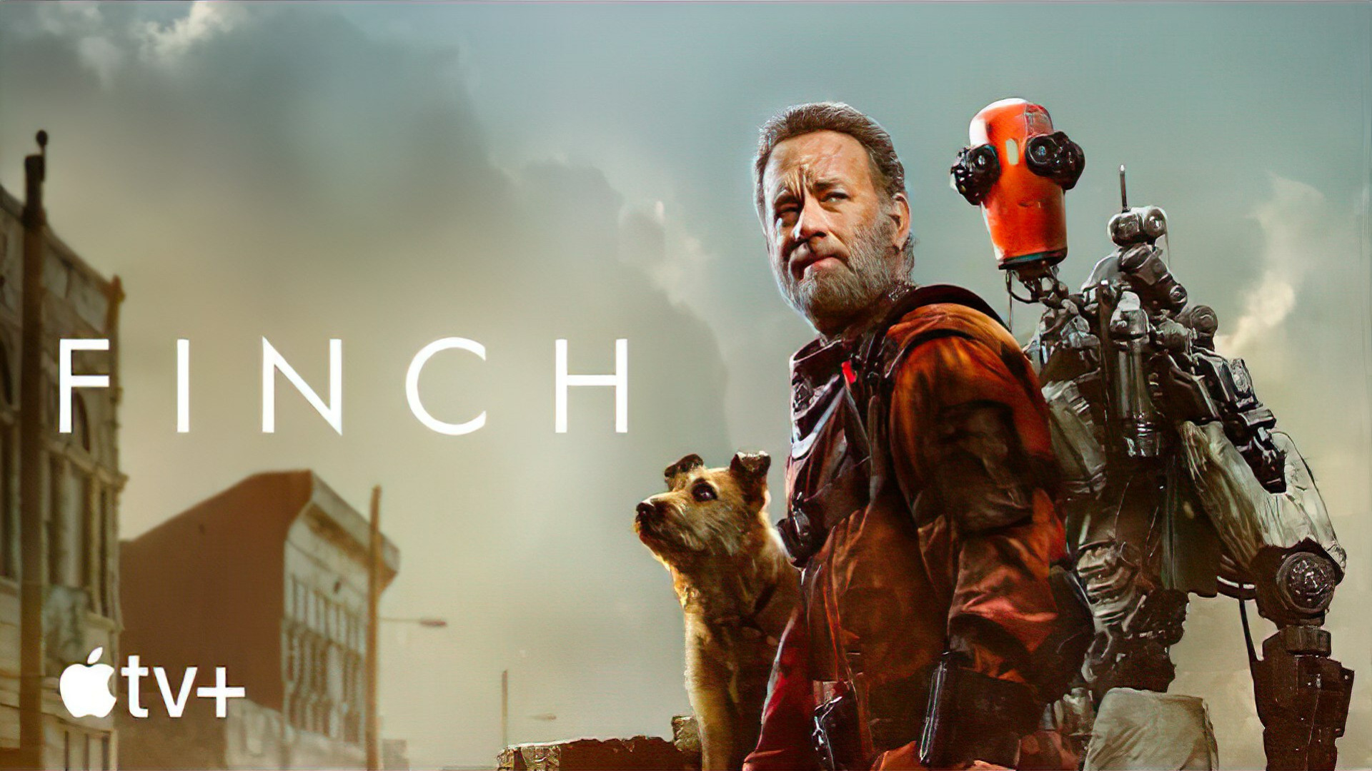 Apple, Trailer, Streaming, Film, Apple Tv, Apple TV+, Science Fiction, Apple TV Plus, Scifi, Tom Hanks, Finch