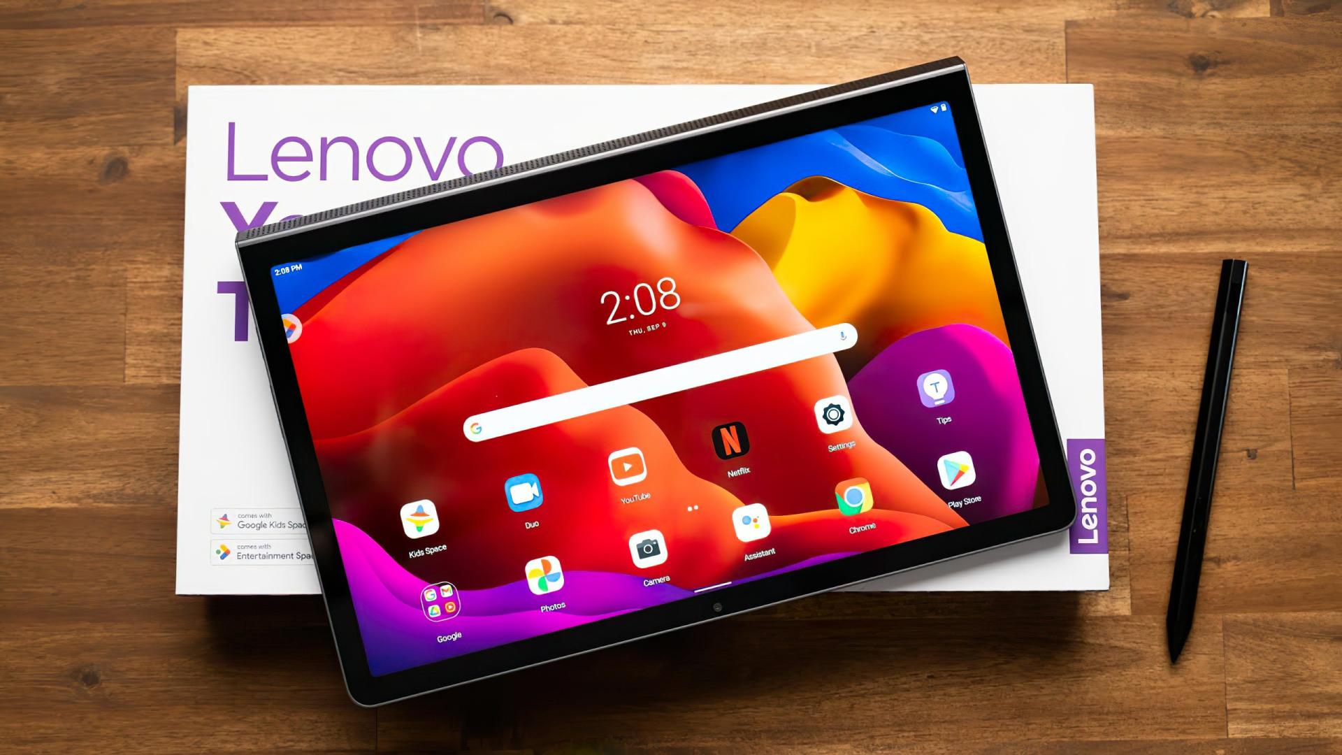 Android, Tablet, Lenovo, Andrzej Tokarski, Tabletblog, Android 11, Unboxing, Lenovo Yoga, Lenovo Yoga Tab, Lenovo Yoga Tab 11, Yoga Tab, Yoga Tab 11
