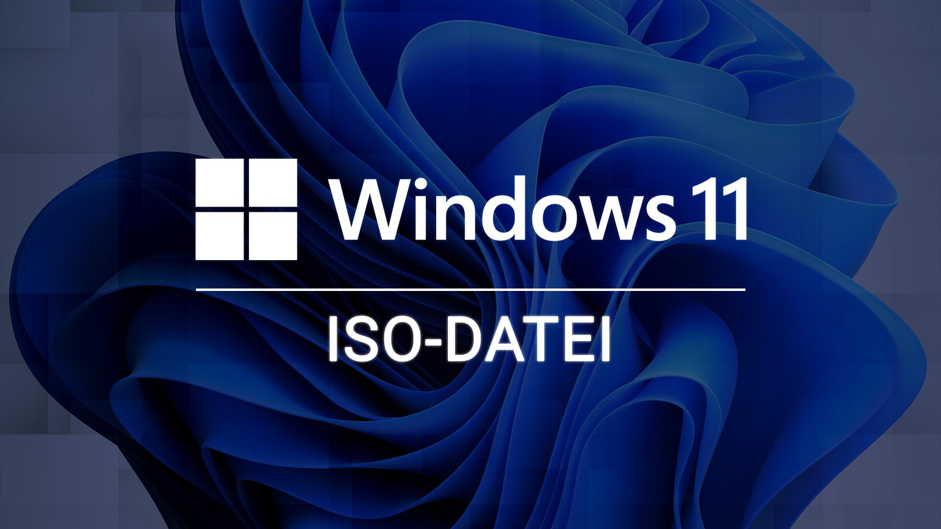 Microsoft, Windows 11, ISO-Datei, Windows 11 ISO, ISO Image