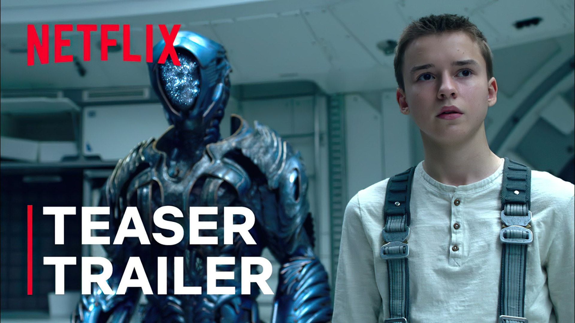 Trailer, Streaming, Netflix, Serie, Serien, Teaser, Science Fiction, Sci-Fi, Lost in Space