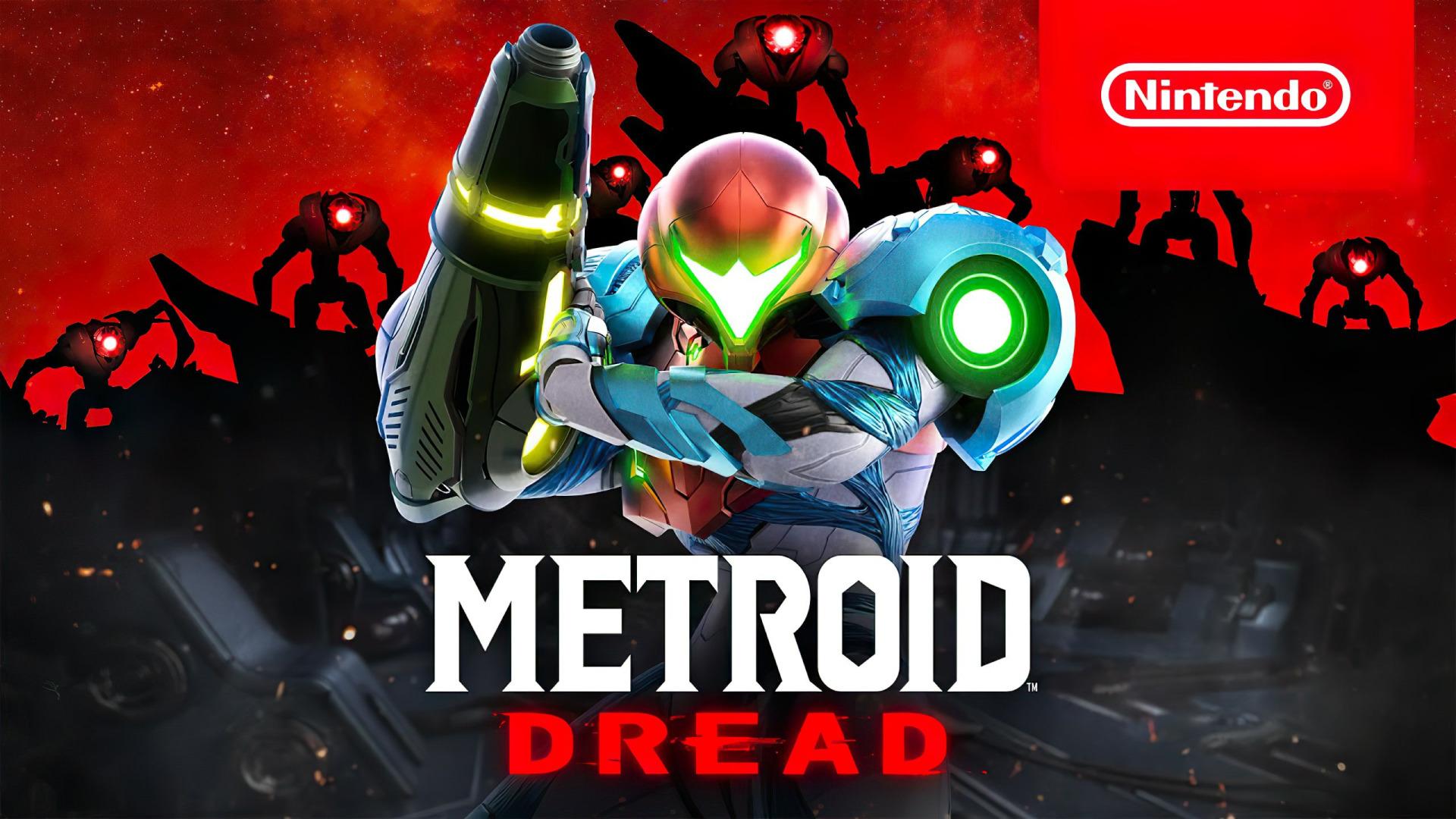 Trailer, Nintendo, Nintendo Switch, Switch, Metroid, Metroid Dread