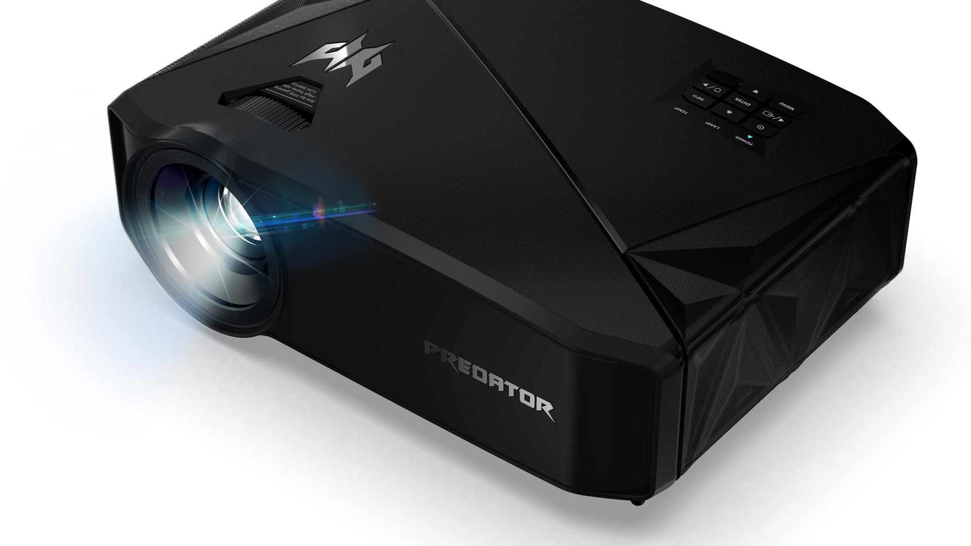 Gaming, Spiele, Konsole, Acer, 4K, Led, 1080p, Beamer, Projektor, Diagonale, HDMI 2.0, 240Hz, Acer Predator GD711, GD711