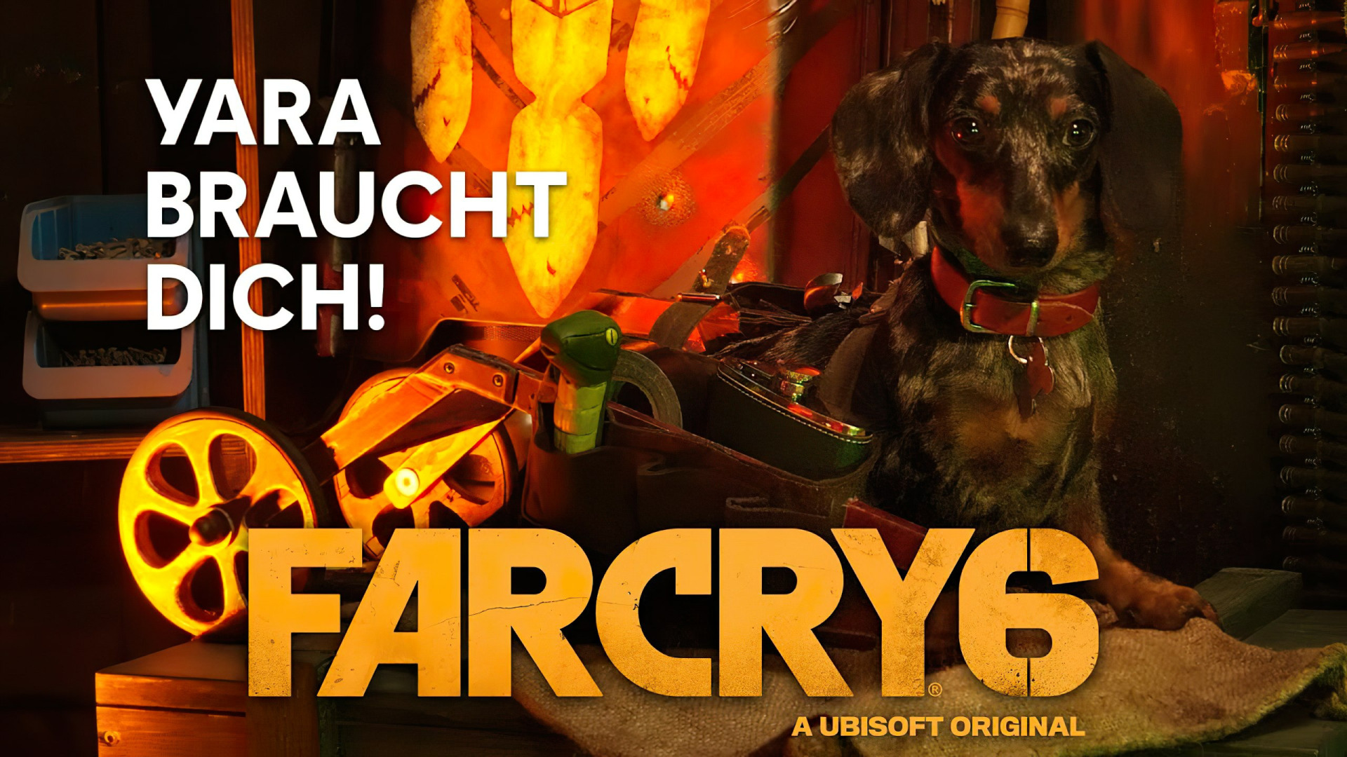 Trailer, Ego-Shooter, Ubisoft, Shooter, Far Cry, Far Cry 6