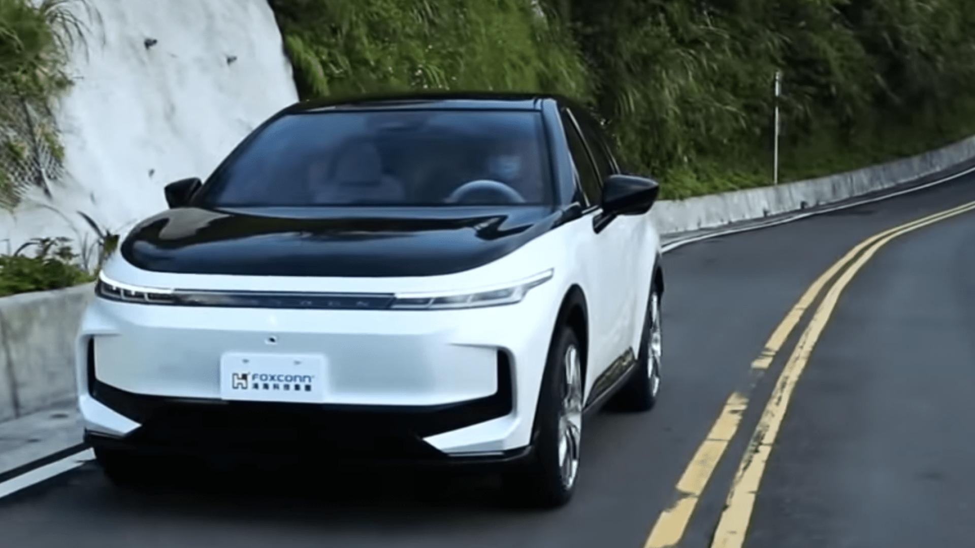 China, Auto, Elektroautos, Elektroauto, E-Auto, Foxconn, Taiwan, Bus, EV, Model E, Foxtron