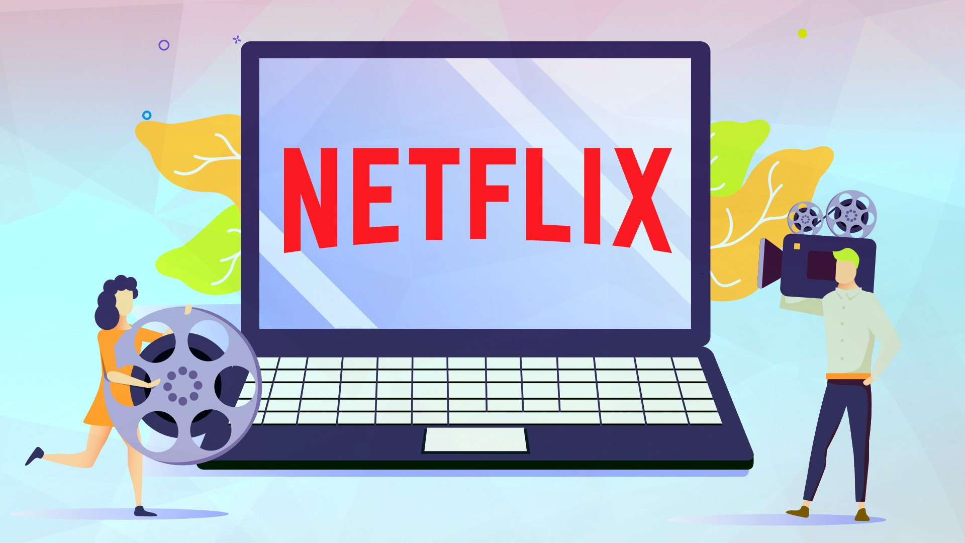 Logo, Netflix, Videoplattform, Netflix Logo