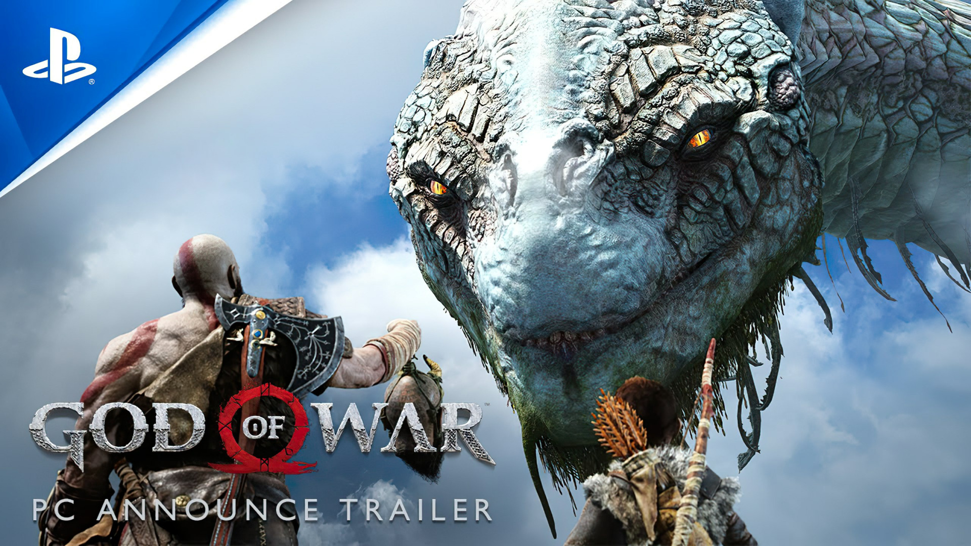 Trailer, Sony, Pc, Playstation, PlayStation 4, PS4, Sony PlayStation 4, actionspiel, God Of War