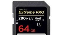 SanDisk: Weltweit schnellste SD-Karte präsentiert
