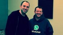 WhatsApp-Gr�nder: Erst nur ein Hobby; nicht als Messenger geplant