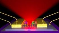 Bisher d�nnste LED ist nur noch drei Atome stark