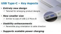 Type-C-Connector: Neuer, drehbarer USB-Stecker ist fertig