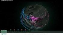 Kaspersky Lab: Echtzeit-Karte zeigt Cyber-Angriffe
