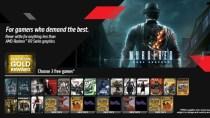 Never Settle: AMD erweitert Gratis-Spiele-Programm