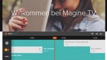 Magine: Neuer Dienst streamt TV-Sender kostenlos