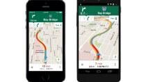 Google Maps arbeitet jetzt mit Echtzeit-Daten des Nahverkehrs
