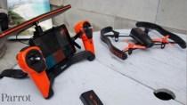 Vogelperspektive f�r jedermann: Parrot stellt Drohne Bebop vor