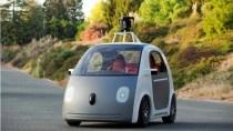 Googles selbstfahrende Autos: Elf Unf�lle, aber keinen verschuldet