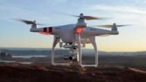 In London ist wohl erstmals Drohne mit Passagierflugzeug kollidiert