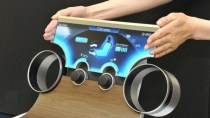 Sharp hat frei formbare LCD-Panels jetzt fertig f�r Massenproduktion