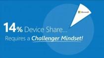 WPC: Microsoft erfindet sich neu: 'Wir haben nur 14% Marktanteil'