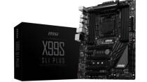 F�r Haswell-E und DDR4-RAM: MSI zeigt sein neues X99-Mainboard