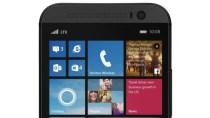 HTC One mit WP 8.1: HTC kopiert sich selbst, innen wie au�en