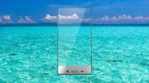 Aquos Crystal: Sharp stellt Smartphone praktisch ohne Rand vor