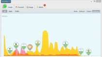 GlassWire: Schicke & schützende Netzwerk-Überwachung