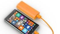 Microsoft Portable Power: 6000-mAh-Akku mit Schnellladefunktion