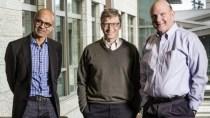 Bill Gates & Steve Ballmer keine Freunde mehr - wegen Windows Phone