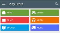 """Play Store 5.0 mit """"Material Design"""" wird jetzt offiziell verteilt"""