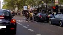 """Apple Store-Raub�berfall"": Berliner Polizei sucht T�ter per Video"
