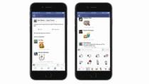 """Facebook: Smileys waren gestern, Vorhang auf f�r die """"Sticker"""""""