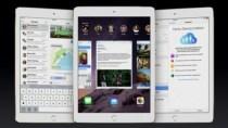 Apple stellt das neue iPad Air 2 vor: Das d�nnste Tablet der Welt