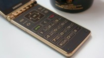 Samsung Galaxy Golden 2: Moderne Technik in klassischem Klappgeh�use