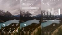 Tetra: Microsoft bringt alternativen Lockscreen f�r Windows Phone