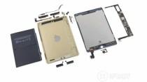 """iPad Air 2 im Teardown: Das """"d�nnste Tablet"""" ist kaum reparierbar"""