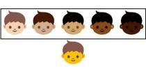 Emojis sollen vielf�ltiger werden und sechs Hautfarben bekommen